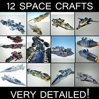 Space Ship Collection 1